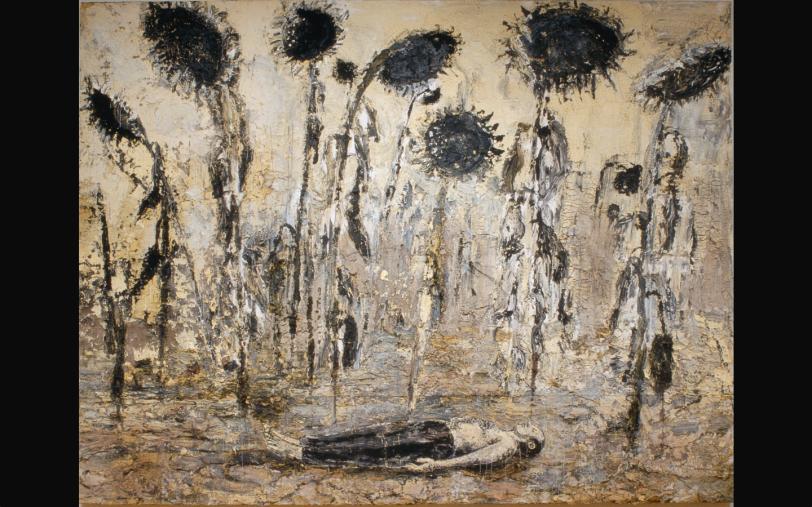 Anselm Kiefer, Art review, Maria Martinez Ugartechea, Royal Academy